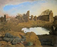 While in London recently we saw the extensive Imperial War Museum exhibition, Truth and Memory: British Art of the First World War. Billed as being the largest exhibition of British First Wo… World War One, First World, Wellington House, Ww1 Art, Glasgow Museum, Manchester Art, Research Images, American Revolutionary War, Civil War Photos