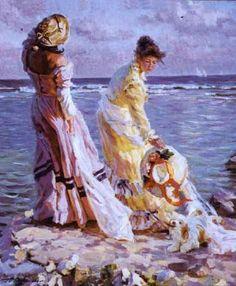 Alexander Averin - Sunny day off the coast
