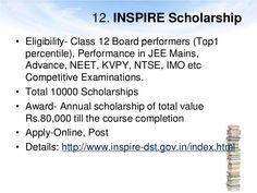 Image result for scholarship exams for school students in india