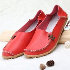 Size 8 NDY Details about  /Kenneth Cole New York Womens Loafers /& SlipOns in Red Color