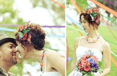Here are 21 DIY ideas for a beautiful butterfly wedding filled with lots of crafty ways to create a fluttery celebration. From decor to bouquets and favors - take a look! Wedding Show, Summer Wedding, Diy Wedding, Wedding Day, Green Wedding, Wedding Dreams, Wedding Themes, Butterfly Wedding Theme, Wedding Flowers