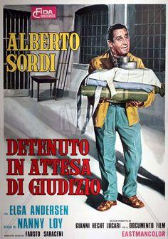 Detenuto in attesa di giudizio de Nanni LOY (1971)
