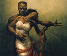 Black Art Forever My Queen - Bakari