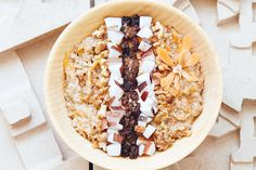 How to have carrot cake for breakfast