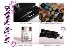 Top younique products. Order your 3d lashes or other great natural products at www.kimslonglashes.com