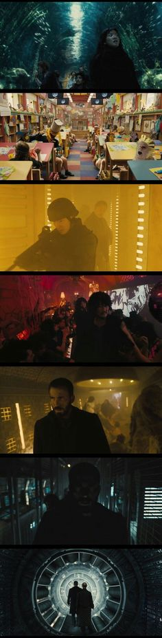 Snowpiercer(2013) Directed by Bong Joon - an underrated sci-fi