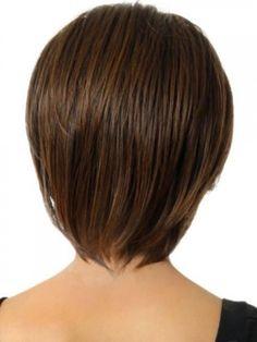 Remy Human Hair Capless Bob Wig
