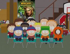 south park world of warcraft | Weekly Webcomic Wrapup: stuck in WoW edition