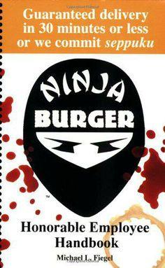 9 best handbook images employee handbook, brochure templateninja burger honorable employee handbook