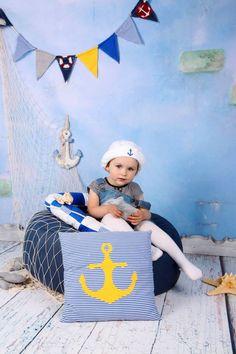 námořnické focení dětí