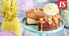 Tämä ei ole maailman nopein kakku, mutta odotus palkitaan. Holidays And Events, Cheesecake, Birthday Cake, Baking, Desserts, Food, Kitchens, Tailgate Desserts, Deserts