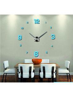 Wanduhr - Maxine Artikel-Nr.: 12S005-RAL5015-S-COLOR** Zustand: Neuer Artikel Verfügbarkeit: Auf Lager Wählen Sie eine Farbe selbst! Die Zeit ist gekommen, viel mehr gemütlich realít neue Uhr. 3D große Wanduhr ist eine schöne Dekoration von Ihrem Interieur. Du wirst es nie zu spät.