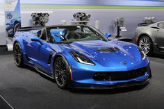 Pictures and Wallpapers of Corvette Z06 Goes Topless in New York, Drops Jaws