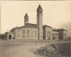 Carnegie Library of Pittsburgh; c. 1897