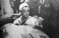 1948 The First Woman of Formula 1 Hooniversal Dream Girl - Marie Teresa de Filippis
