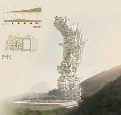 Favela Skyscraper - eVolo | Architecture Magazine