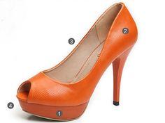 Orange,so hot!!
