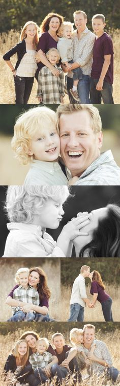 Family photography by pastel photography