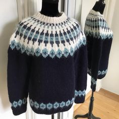 Nettopp ferdig og til salgs😊 Ha en fortsatt fin dag! Just finished and for sale. Have a nice day!😊 #bynordiknit🇳🇴🇮🇸 #handknit #handknitted…