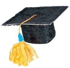 Graduation Hat Pinata, 94973