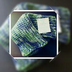 Baby A's Seaside ripple blankee #blankeekreations #baby #blankets ◆color discontinued◆