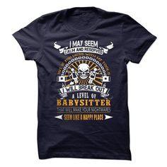 Babysitter T-Shirts, Hoodies, Sweatshirts, Tee Shirts (23.99$ ==► Shopping Now!)