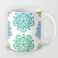 Buy Boho Dreams Ocean by Lisa Argyropoulos as a high quality Mug. Worldwide shipping available at Society6.com. Just one of millions of products available.