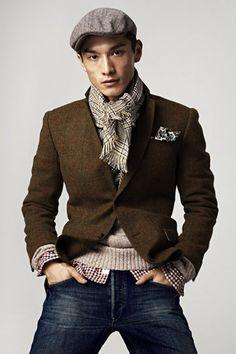The Dapper Gentleman - gentlemanguide: Wanted that blazer from H, but...