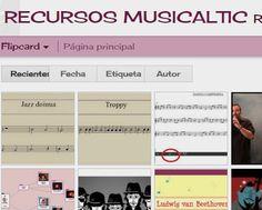 RECURSOS MUSICALTIC