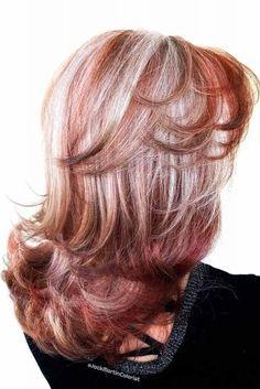 Auburn Hair Color Ideas And Light, Medium Andamp; Dark Auburn Hair Styles ★ See more: l Natural Auburn Hair, Dark Auburn Hair, Hair Color Auburn, Red Hair Color, Brown Hair Colors, Light Auburn, Natural Hair, Auburn Hair With Highlights, Auburn Balayage