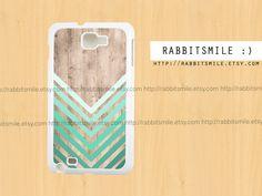 Ombre Samsung Galaxy s4 Fall Chevron Samsung Galaxy von rabbitsmile