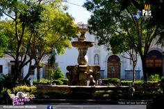 Parque Antigua Guatemala