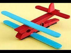 Como hacer juguetes con material reciclado