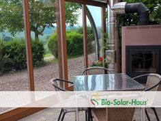 Wintergarten zweigeschossig ~ Wintergarten im bio solar haus bio solar haus