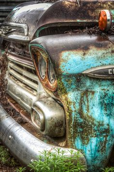 Chevy Truck HDR | Flickr - Photo Sharing!