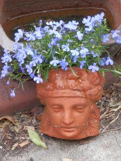 Jewelry Art, Jewellery, Lost Wax Casting, Garden Sculpture, My Design, Objects, It Cast, Outdoor Decor, Nature