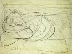 Picasso - The elusive sleep.