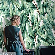 Fototapeta Samoprzylepna Wzór Botaniczny, Dekoracje PATKA