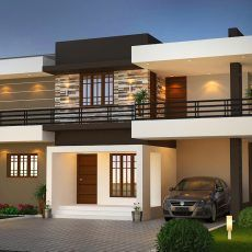Fancy design house elevation modern ghar banavo designs for ground floor single india in g is one of images from cozy house elevation design. Find more cozy house elevation design images like this one in this gallery