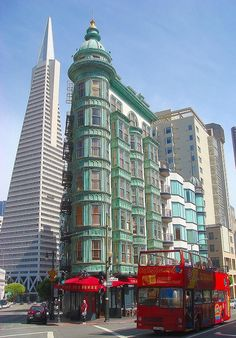 Building de San Francisco