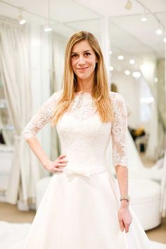 I asked my fiancé, mum and bridesmaid to choose their dream wedding dress for meghkuk London Blog, Dream Wedding Dresses, Mirror Mirror, Dream Dress, Fashion Beauty, White Dress, Bridesmaid, How To Wear, Beautiful