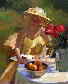 Sally  Rosenbaum - Yellow spring