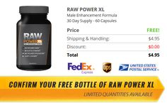 What you think is that I must have a selection relating to Raw Power XL. That is not a scam. That's the occasion to count your blessings. That is red hot. There will always be a need for Raw Power XL. I want you to be able to discover any Raw Power XL that you want here. I can break free from Raw Power XL. I wasn't influenced by it. Raw Power XL is creating quite a few buzz.Read More: http://www.mysupplementsera.com/raw-power-xl/