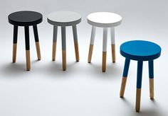 Milking Stools. I want to be able to make these but I'm not sure I could.