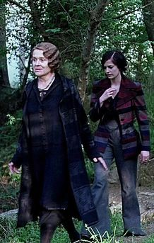 Eva Green and Sinéad Cusack in 'Cracks' (2009). Costume Designer: Alison Byrne