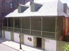 Madame John's Legacy, New Orleans, LA
