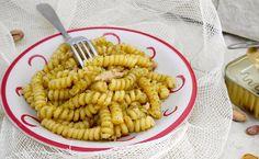 Pasta sgombro e pistacchi | Mastercheffa