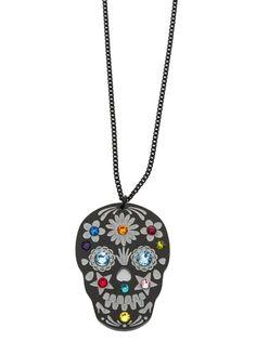 TATTY DEVINE - Sugar skull necklace 2
