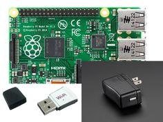 Raspberry Pi WiFi 3D Printer Kit