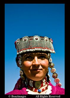 Tajik woman | Central Asia